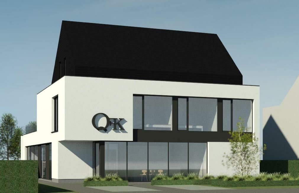 Virtuele Tekening Nieuw Kantoor QFK